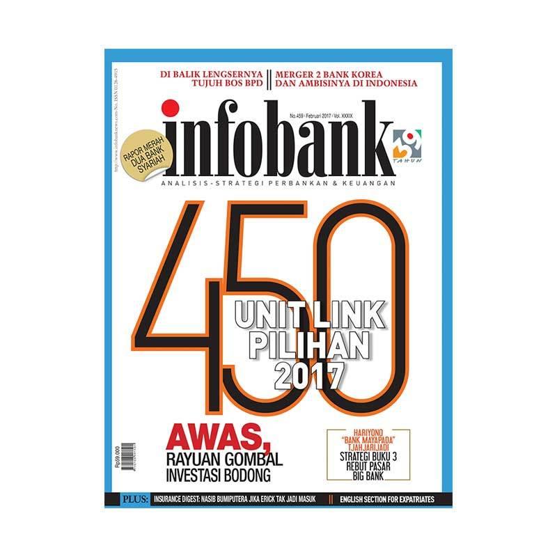 Infobank edisi Februari 2017 Majalah