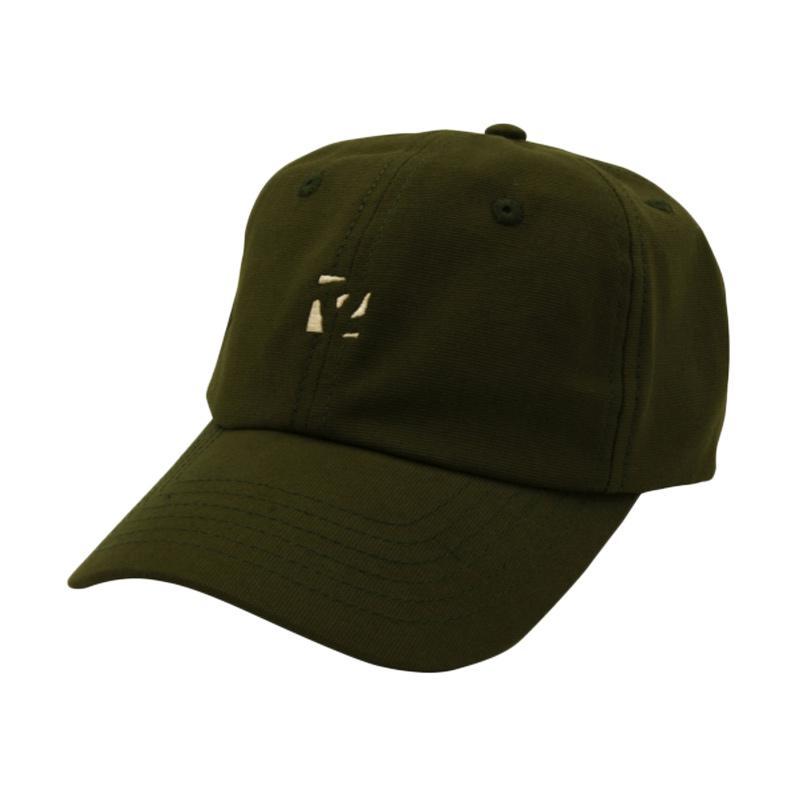 ToeZone Kids Hat Yt Topi Anak - Olive