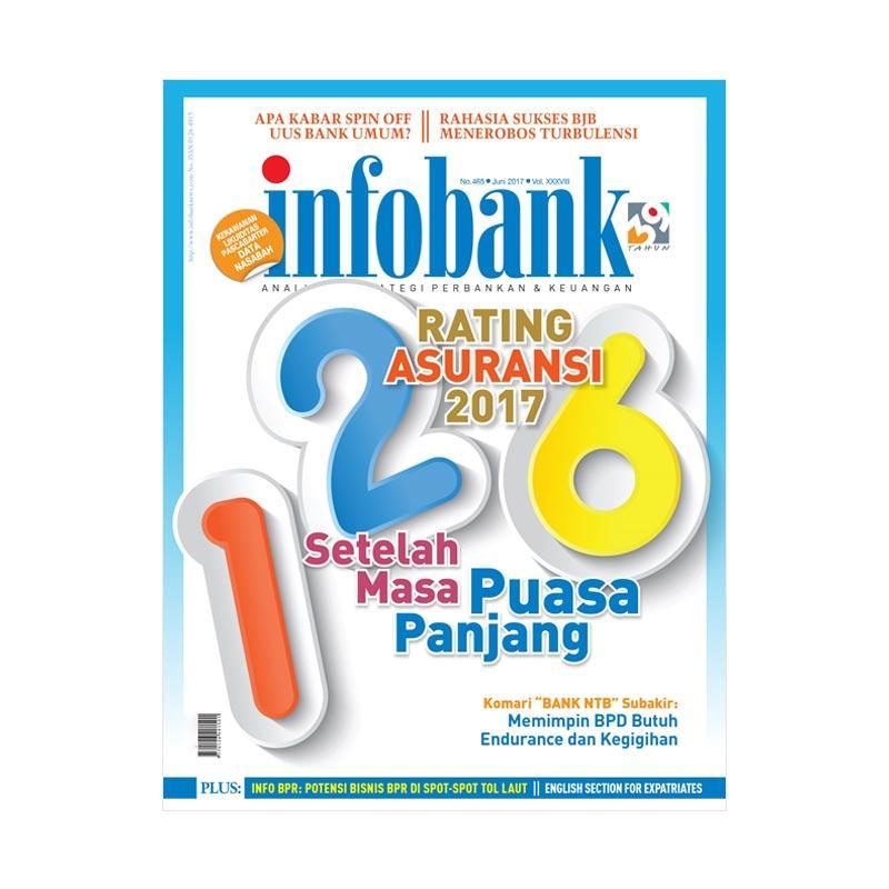 Infobank Edisi Juni 2017 Majalah Bisnis