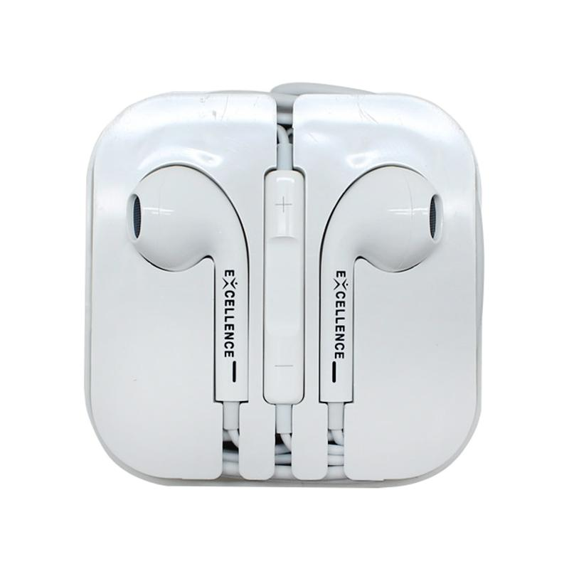 Excellence Universal Sparrow Earphone - White