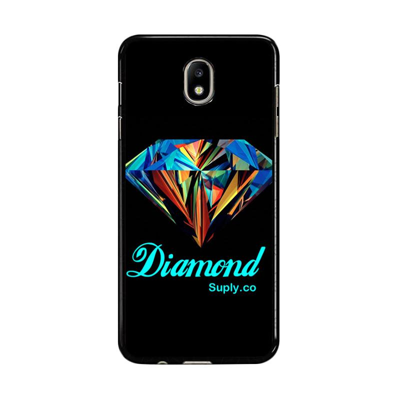 Flazzstore Diamond Supply Co F0364 Custom Casing for Samsung Galaxy J7 Pro 2017