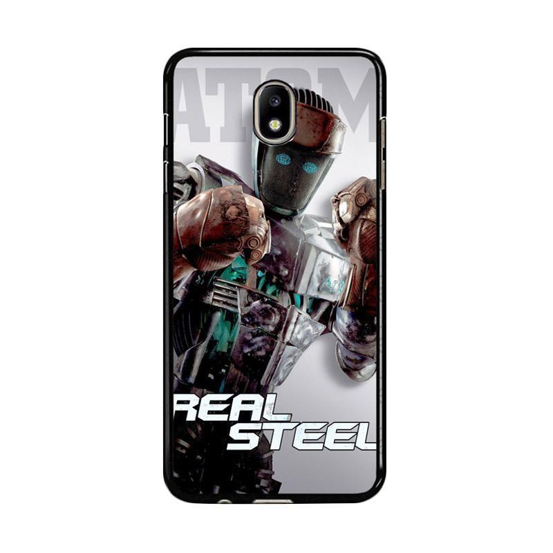 Flazzstore Atom Real Steel Z0717 Custom Casing for Samsung Galaxy J5 Pro 2017