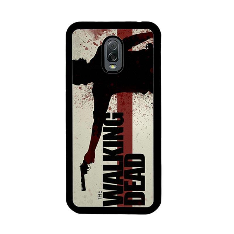 Flazzstore The Walking Dead Art Z0212 Custom Casing for Samsung Galaxy J7 Plus