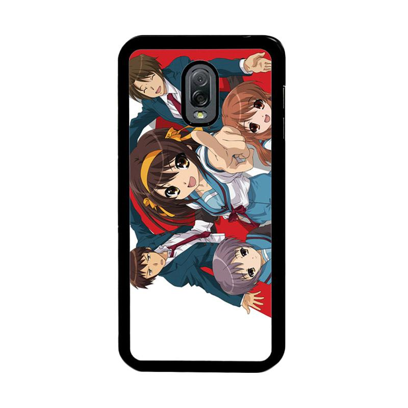 Flazzstore The Melancholy Of Haruhi Suzumiya Characters Z0792 Custom Casing for Samsung Galaxy J7 Plus
