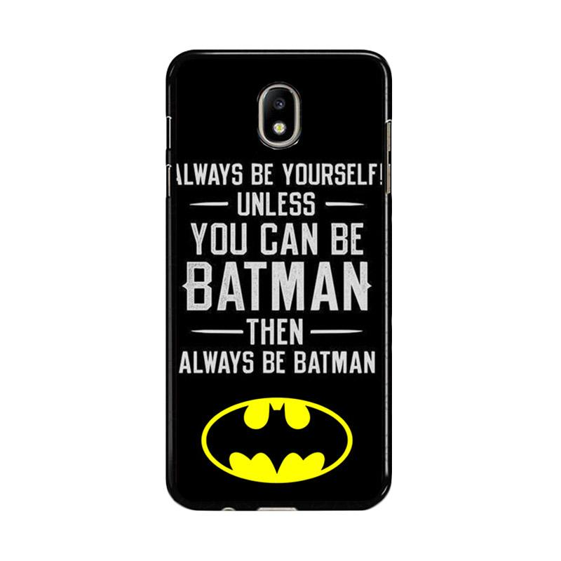 Flazzstore Batman Quote F0320 Custom Casing for Samsung Galaxy J7 Pro 2017