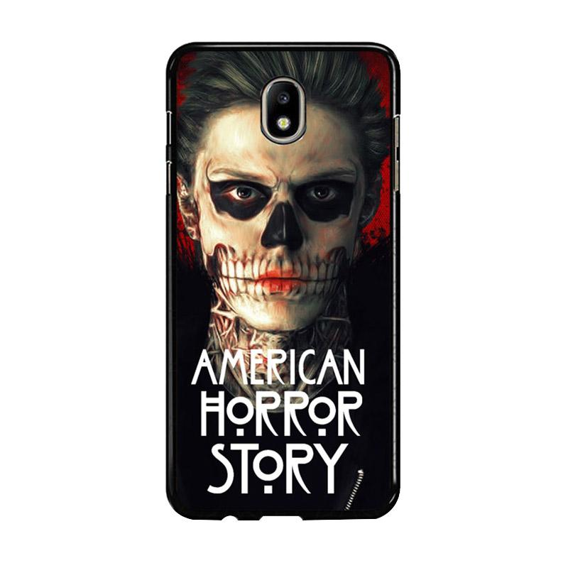Flazzstore American Horror Story Face F0864 Custom Casing for Samsung Galaxy J7 Pro 2017