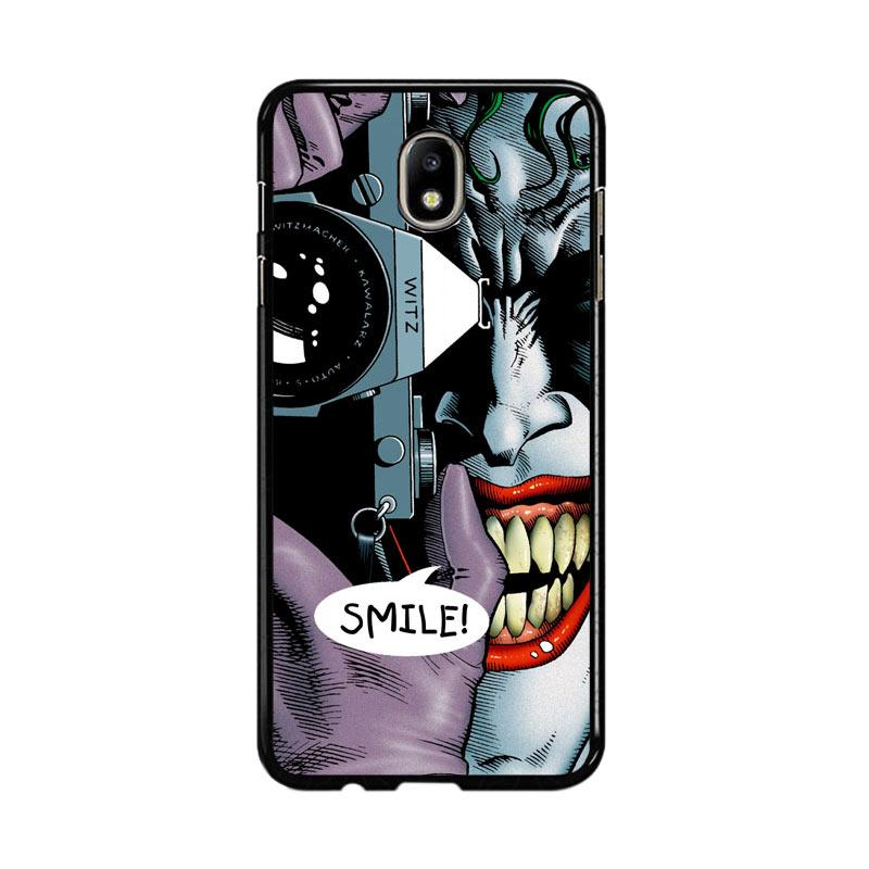 Flazzstore Joker Batman The Killing Joke F0835 Custom Casing for Samsung Galaxy J5 Pro 2017