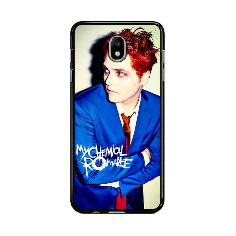 Flazzstore My Chemical Romance Gerard Z0266 Custom Casing for Samsung Galaxy J7 Pro 2017