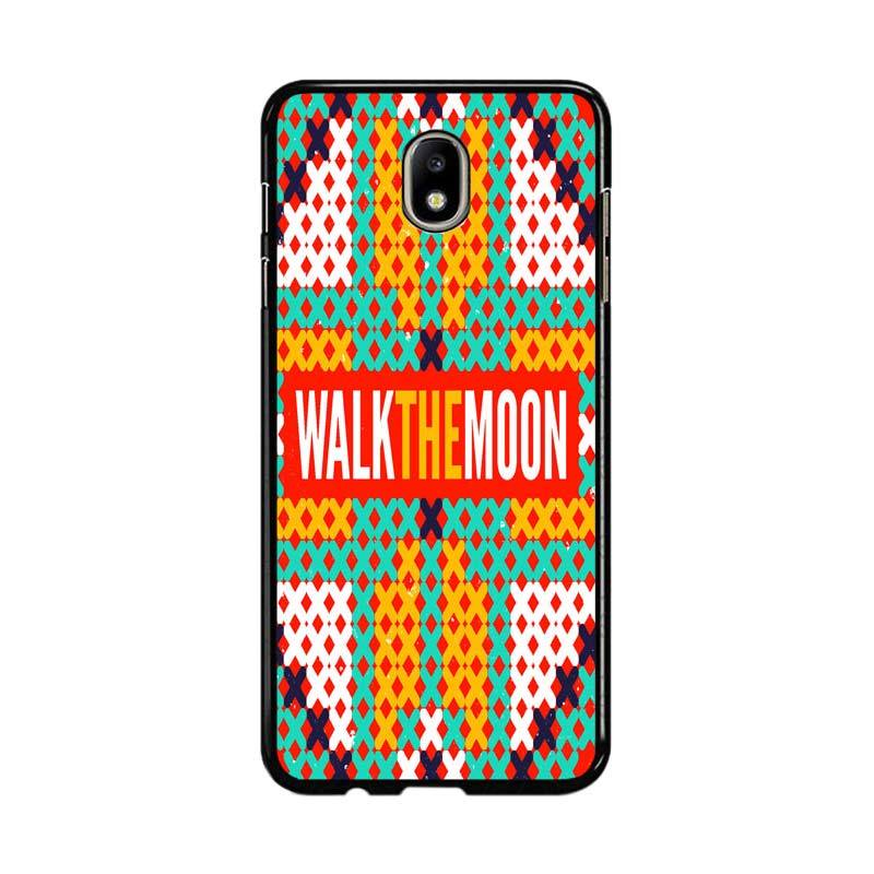 Flazzstore Walk The Moon Band Logo Z0448 Custom Casing for Samsung Galaxy J7 Pro 2017