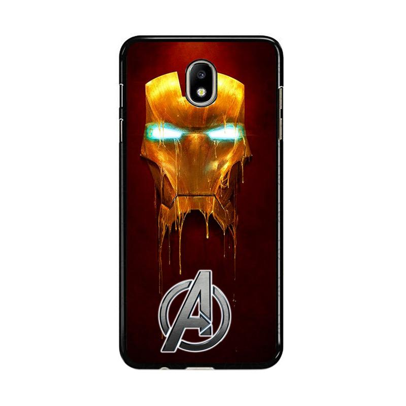 Flazzstore Ironman The Avengers Painting Z0262 Custom Casing for Samsung Galaxy J5 Pro 2017
