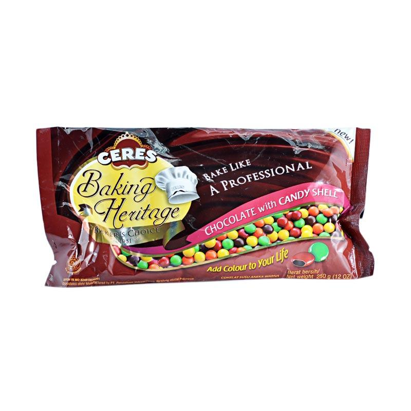 Ceres Baking Choco Candy Coklat [250 gr]