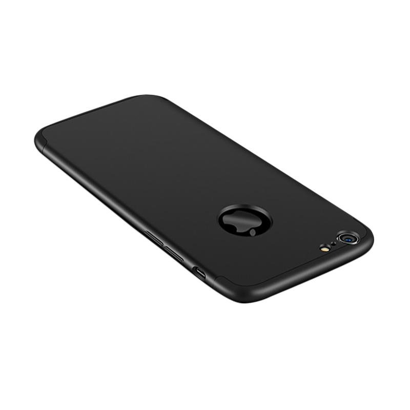 OEM 360 Full Protective 3 in 1 Hardcase Casing for iPhone 6 or iPhone 6s - Black
