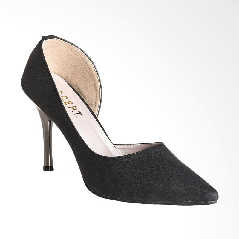 A.C.C.E.P.T Laluna High Heels - Black