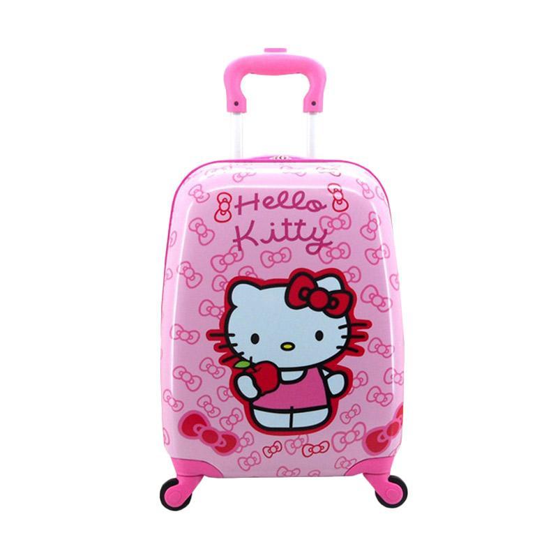DJ Fashion 0103 Trolley Bag Tas Sekolah Anak - Multicolor