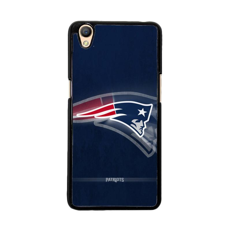 Flazzstore New England Patriots O0953 Custom Casing for Oppo Neo 9 A37