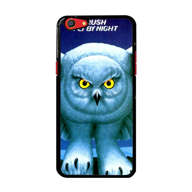 Flazzstore Rush Band Fly By Night Z1162 Custom Casing for Oppo F3