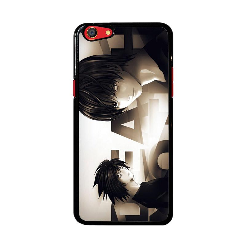Flazzstore Death Note L Z1216 Custom Casing for Oppo F3