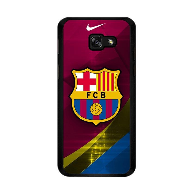Flazzstore FC Barcelona Nike O0444 Custom Casing for Samsung Galaxy A5 2017