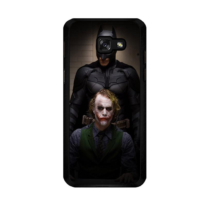 Flazzstore Batman And Joker In The Dark Knight F0321 Custom Casing for Samsung Galaxy A5 2017