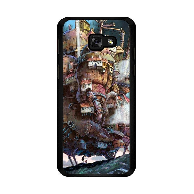 Flazzstore Howl'S Moving Castle Z0087 Custom Casing for Samsung Galaxy A5 2017