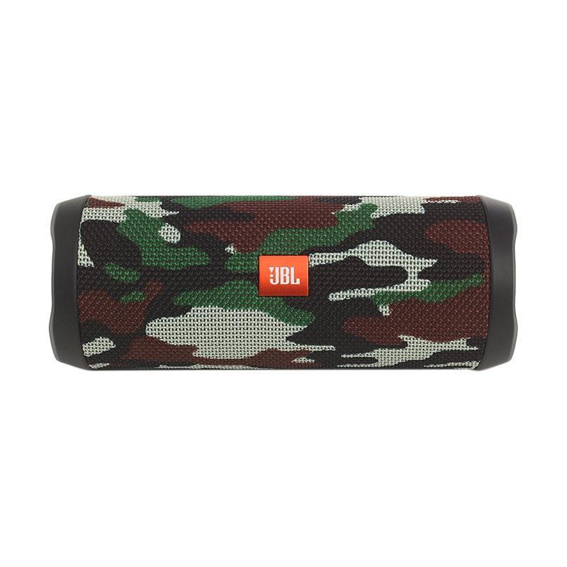 JBL Flip 4 Portable Bluetooth Speaker Hero