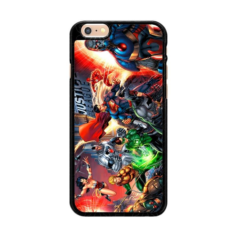 half off 85890 c3e22 Flazzstore Justice League Of America Jla Superheroes Dc Comics Z0407 Custom  Casing for iPhone 6 or iPhone 6S