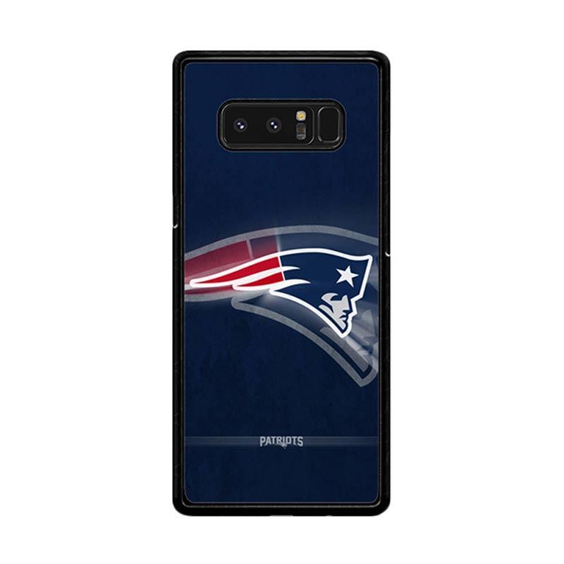 Flazzstore New England Patriots O0953 Custom Casing for Samsung Galaxy Note8