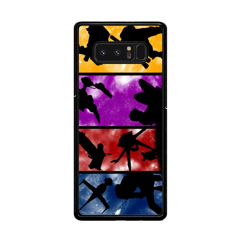Flazzstore Cowboy Bebop Inspired Z0156 Custom Casing for Samsung Galaxy Note8