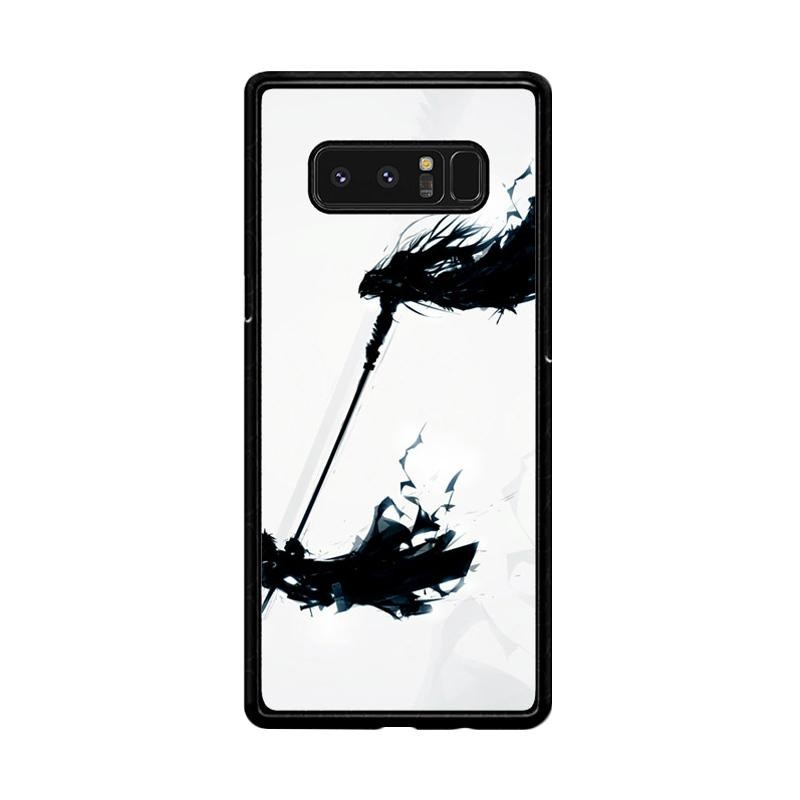 Flazzstore Final Fantasy 7 Z0176 Custom Casing for Samsung Galaxy Note8
