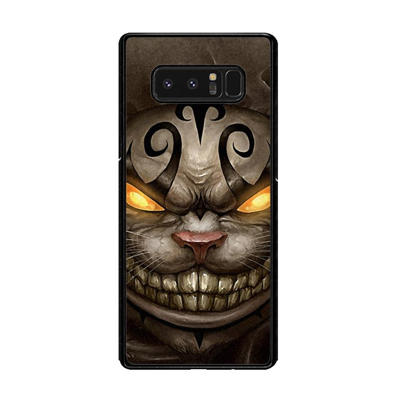 Flazzstore Alice Madness Returns Cheshire Cat Z0999 Custom Casing for Samsung Galaxy Note8