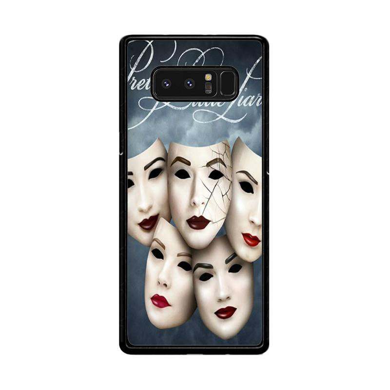 Flazzstore Pretty Little Liars Poster Z1038 Custom Casing for Samsung Galaxy Note8