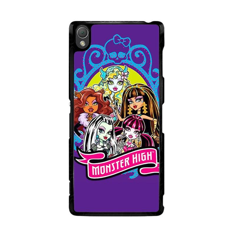 Flazzstore Monster High Z0708 Custom Casing for Sony Xperia Z3
