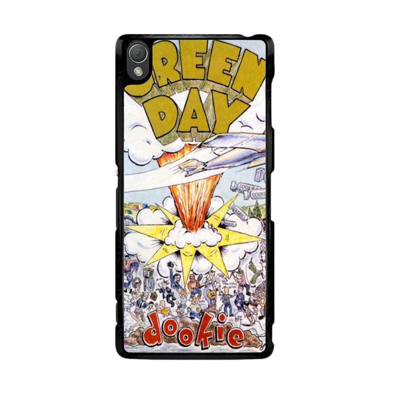 Flazzstore Green Day Dookie Design F0453 Custom Casing for Sony Xperia Z3