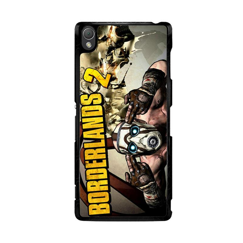 Flazzstore Borderlands 2 Video Game Z1191 Custom Casing for Sony Xperia Z3