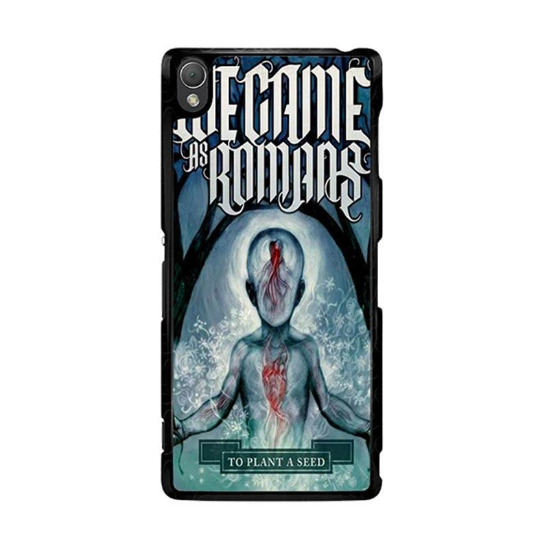 Flazzstore We Came As Romans Cover Z1387 Custom Casing for Sony Xperia Z3