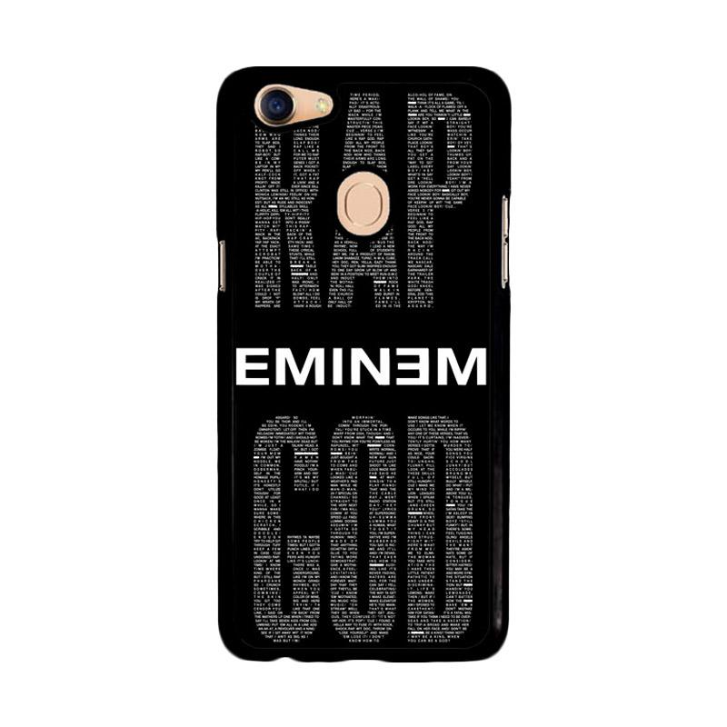 Flazzstore Rap God Eminem Z2835 Custom Casing for Oppo F5
