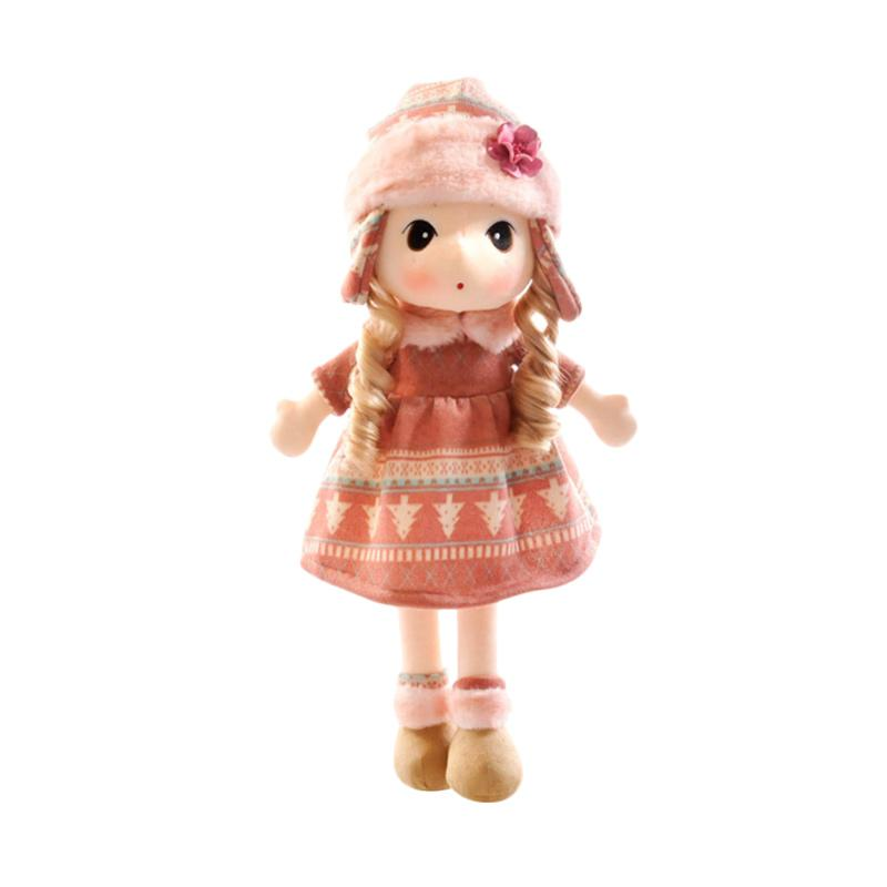 Best Seller Girl Rajut Import Boneka - Salem
