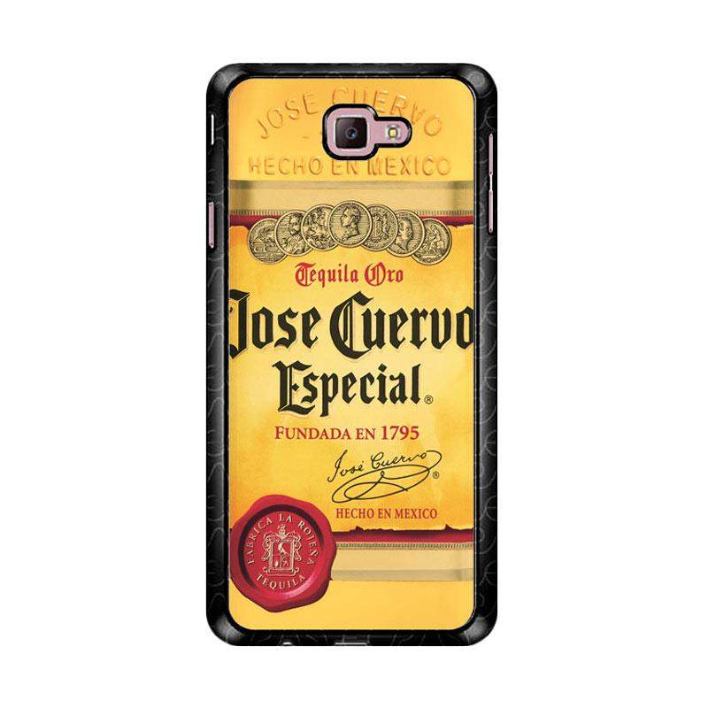 Flazzstore Jose Cuervo Z4970 Custom Casing for Samsung Galaxy J7 Prime