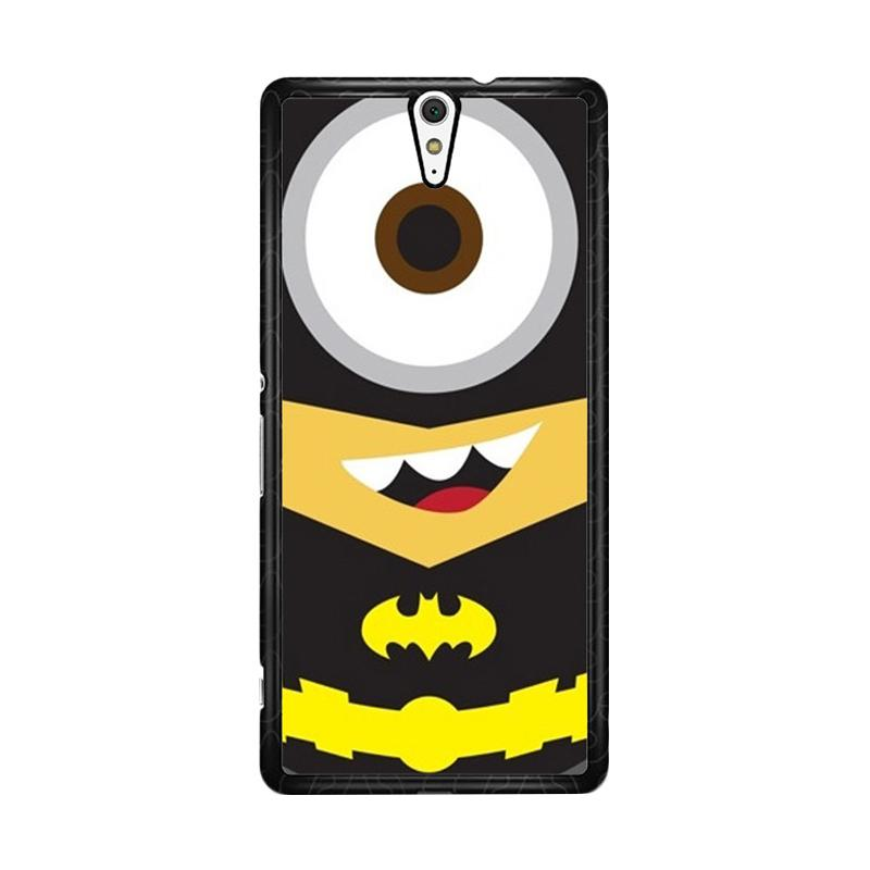 Flazzstore Despicable Me Batman Minion F0162 Custom Casing for Sony Xperia C5 Ultra