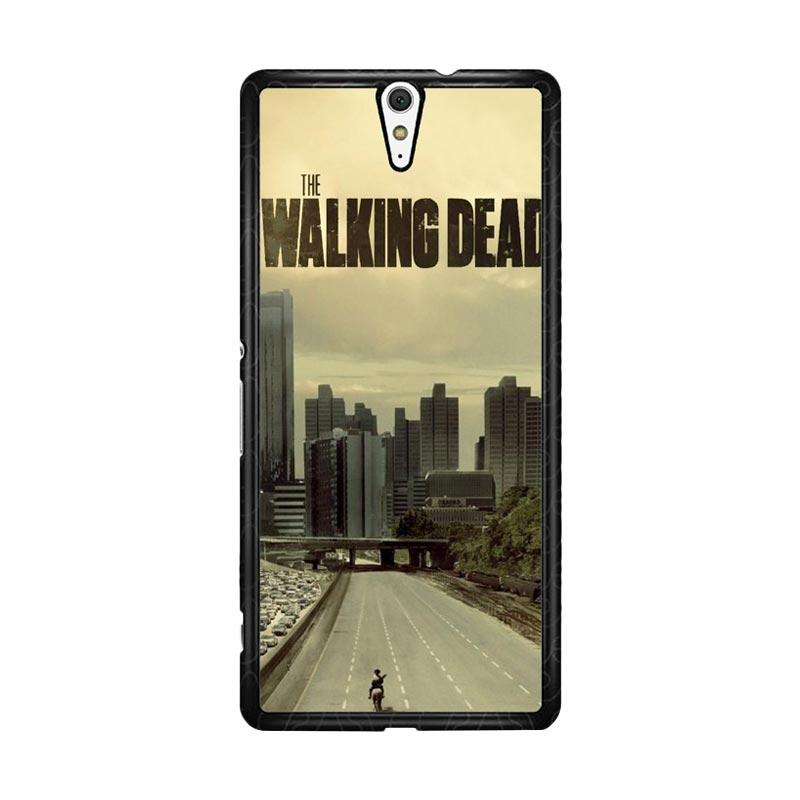 Flazzstore Walking Dead Daryl Dixon F0243 for Sony Xperia C5 Ultra