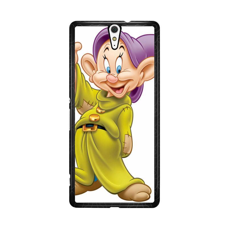 Flazzstore Disney Snow White 7 Dwarf Dopey Z0704 Custom Casing for Sony Xperia C5 Ultra