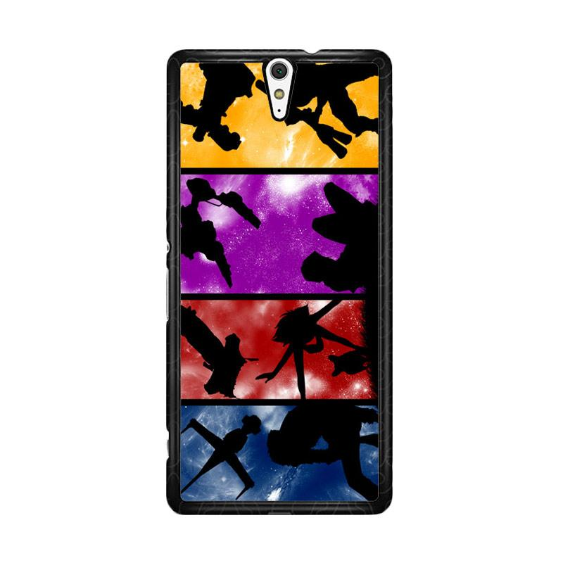 Flazzstore Cowboy Bebop Inspired Z0156 Custom Casing for Sony Xperia C5 Ultra