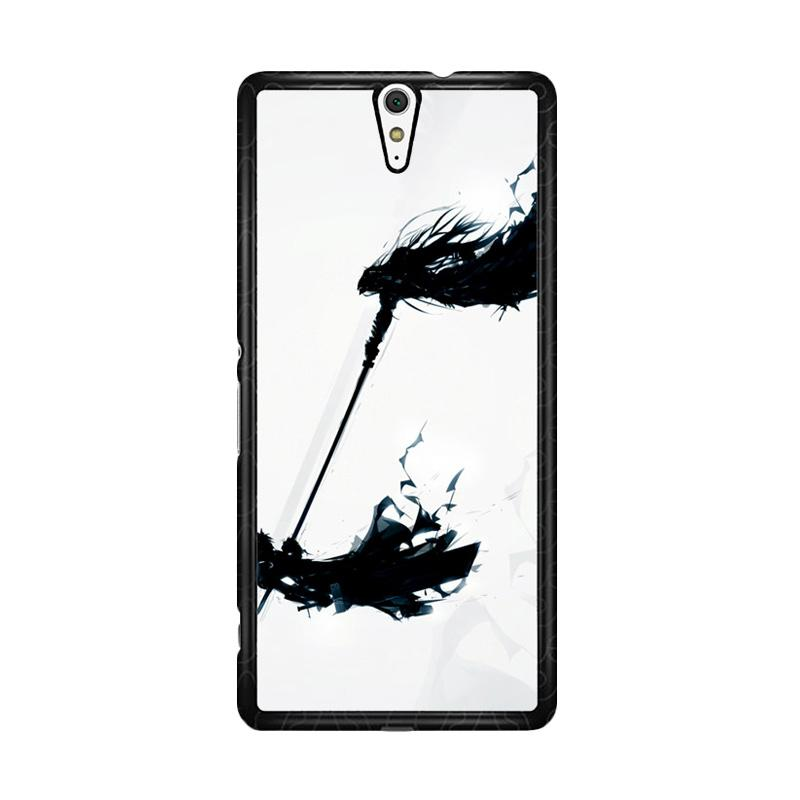 Flazzstore Final Fantasy 7 Z0176 Custom Casing for Sony Xperia C5 Ultra