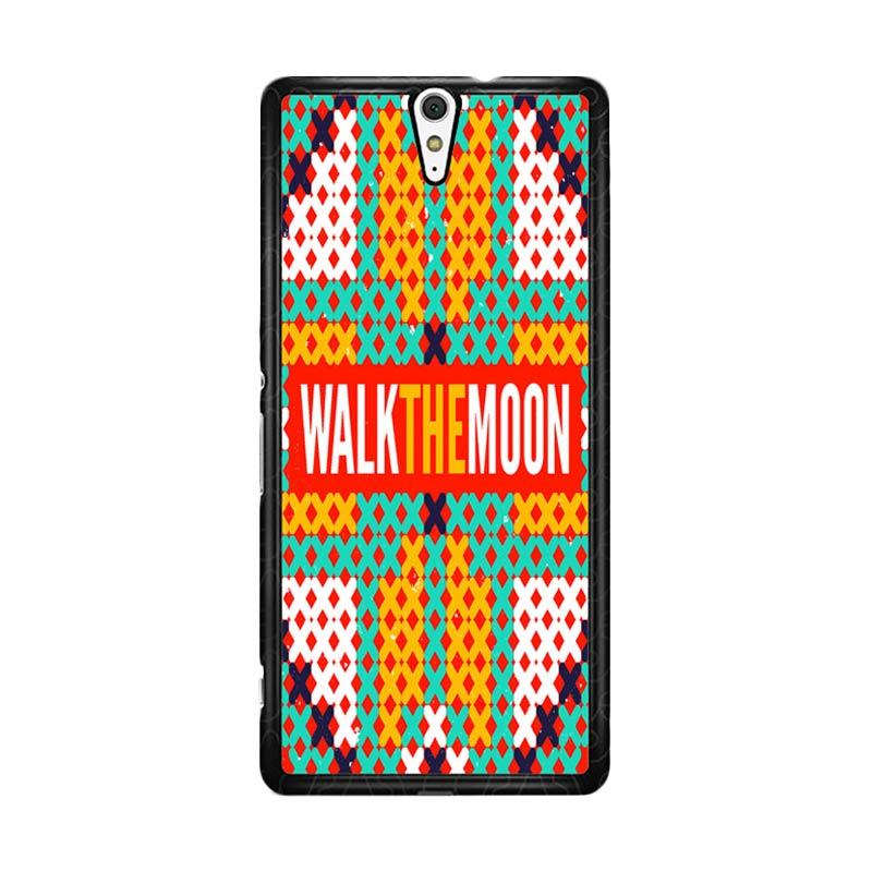 Flazzstore Walk The Moon Band Logo Z0448 for Sony Xperia C5 Ultra