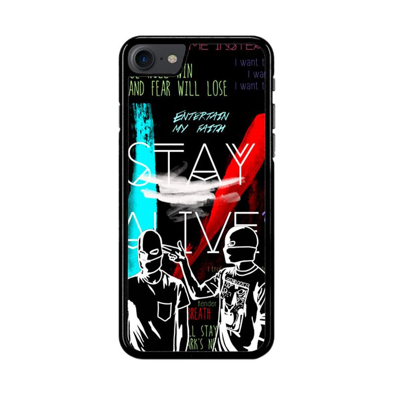 Flazzstore Twenty One Pilots Stay Alive Z2787 iPhone 7 or 8