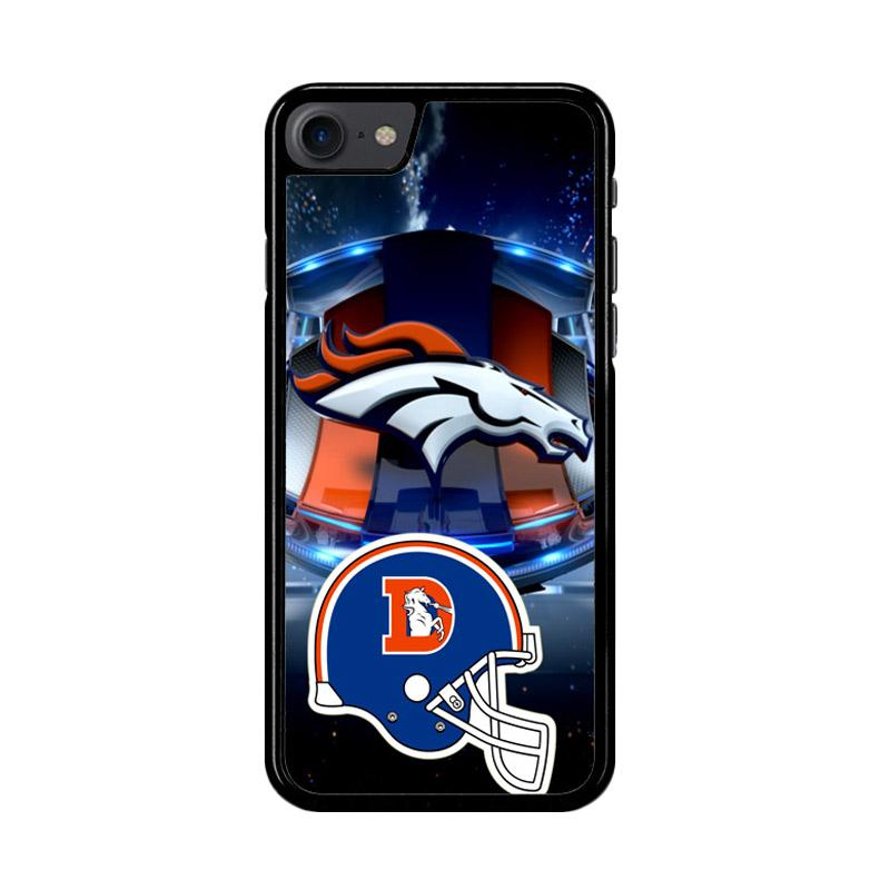 Flazzstore Denver Broncos Z3009 Custom Casing for iPhone 7 or 8