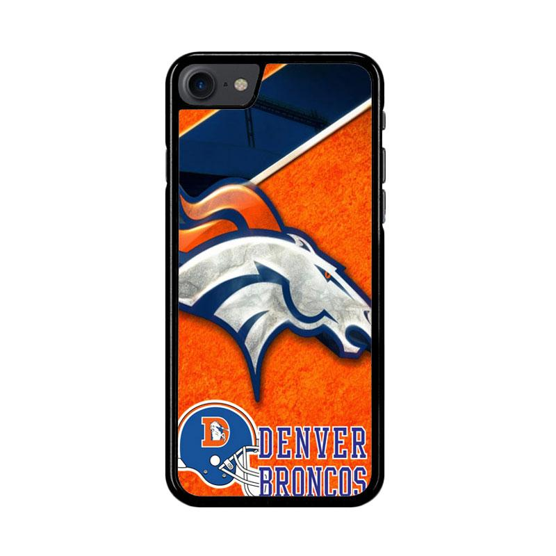 Flazzstore Denver Broncos Z3010 Custom Casing for iPhone 7 or 8