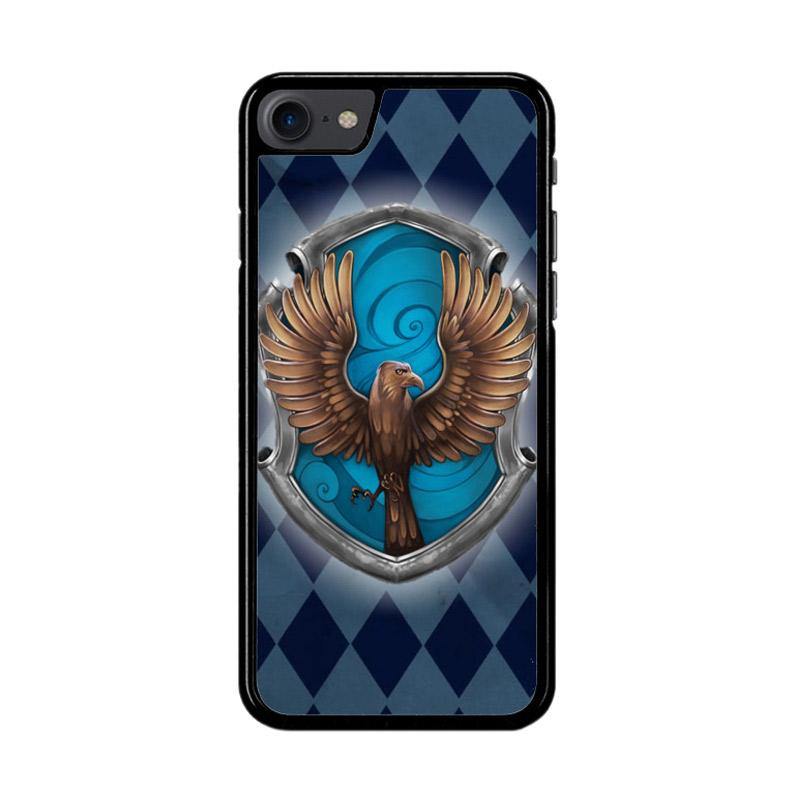 Flazzstore Ravenclaw Harry Potter Logo Z3531 Custom Casing for iPhone 7 or 8
