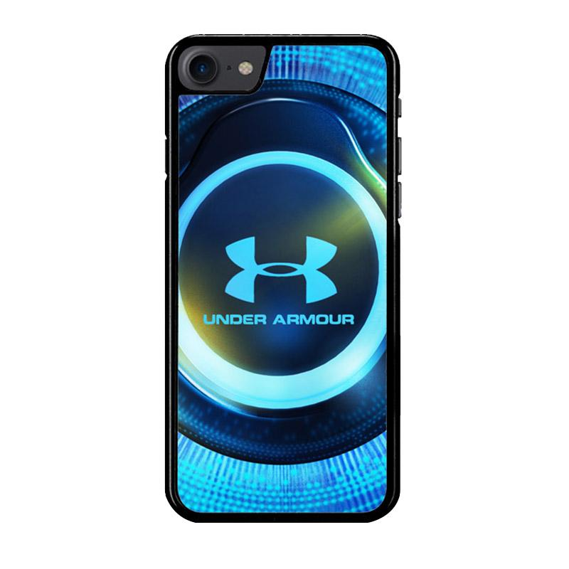 Flazzstore Under Armour Logo Z3901 Custom Casing for iPhone 7 or 8