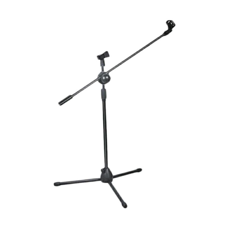Rayden RD 001 Stand Mic - Black + Free Holder Mic [2 pcs]